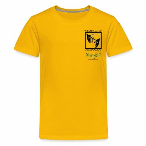 Theatre and Me professional shirt - Kids' Premium T-Shirt