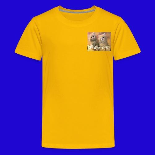Cute Cats - Kids' Premium T-Shirt