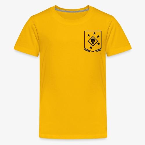 Marine Raider Skull - Kids' Premium T-Shirt