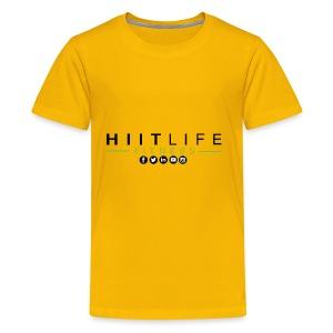 HLFLogosocial - Kids' Premium T-Shirt