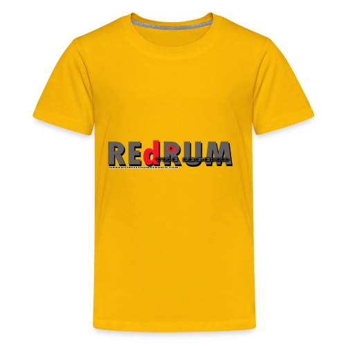 redrum LEGEND t shirt logo 1 - Kids' Premium T-Shirt