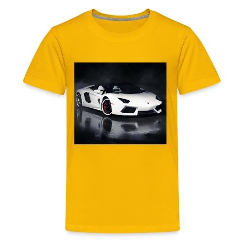 wallpaper14527313357b7ff1 - Kids' Premium T-Shirt