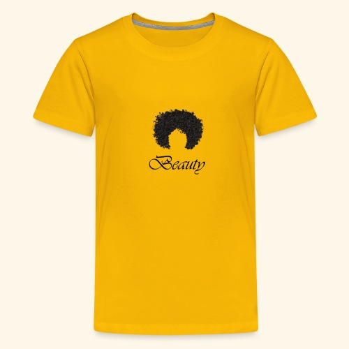 Beauty tee - Kids' Premium T-Shirt