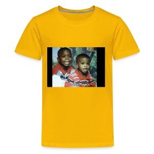 They Baby Photo - Kids' Premium T-Shirt