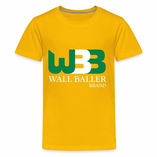 Celtics Baller - Kids' Premium T-Shirt