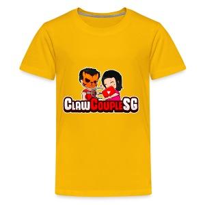 ClawCouple v3 - Kids' Premium T-Shirt