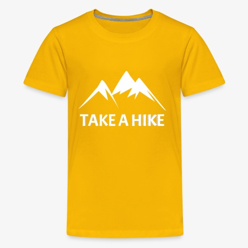 Take a hike - Kids' Premium T-Shirt