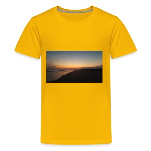 Ocean Sunset - Kids' Premium T-Shirt