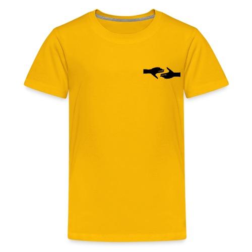Helping Hands - Kids' Premium T-Shirt