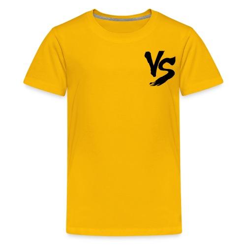 Vansh Sahdev (vs) - Kids' Premium T-Shirt