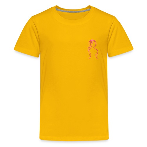 Le sexie logo print - Kids' Premium T-Shirt