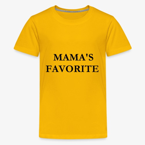 MAMAS FAVORITE - Kids' Premium T-Shirt