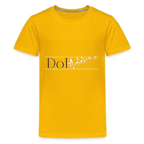 Line Art - Kids' Premium T-Shirt