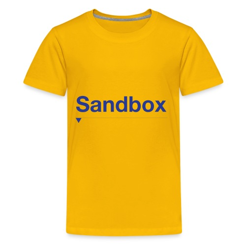 sandbox merch - Kids' Premium T-Shirt
