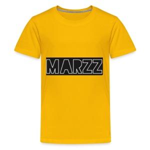 Yvng Marzz Merch - Kids' Premium T-Shirt