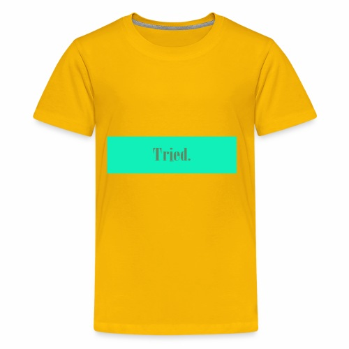 tried coths - Kids' Premium T-Shirt
