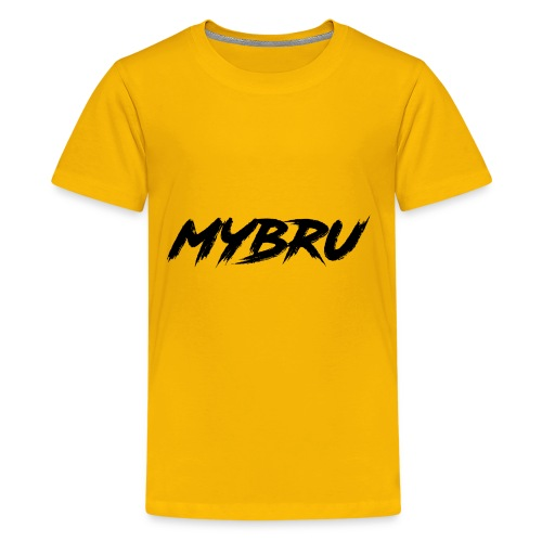 my bru - Kids' Premium T-Shirt
