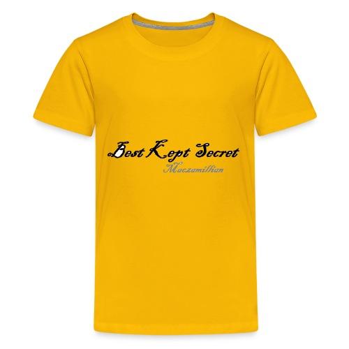Best Kept Secret 1 - Kids' Premium T-Shirt