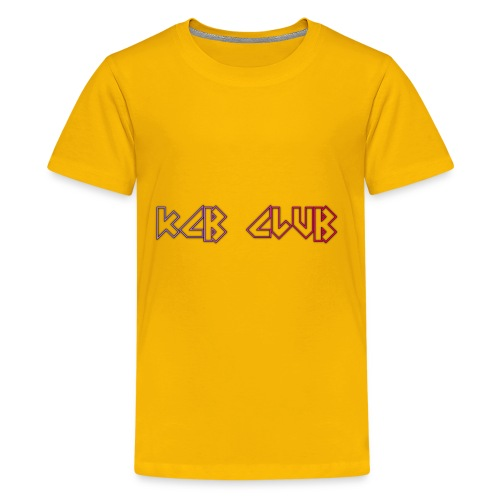 KCB CLUB - Kids' Premium T-Shirt