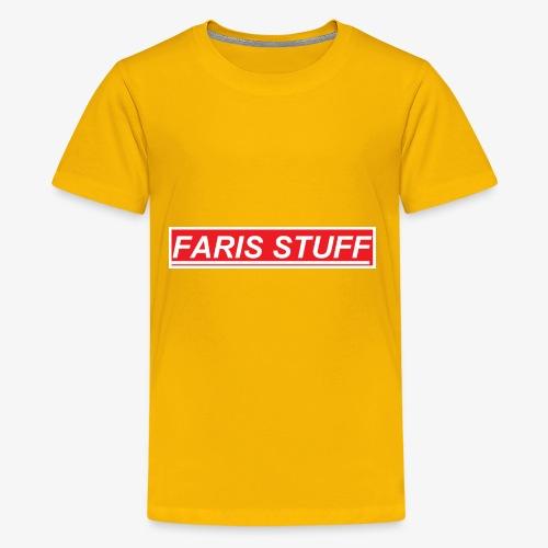 faris stuf - Kids' Premium T-Shirt
