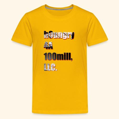 h4A100m - Kids' Premium T-Shirt