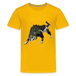 Wolf Promo - Kids' Premium T-Shirt