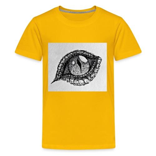 DBE1A07A 6B54 48A0 B147 1BBD85F8D6F5 - Kids' Premium T-Shirt