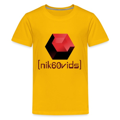Volkov Pack Label - Kids' Premium T-Shirt