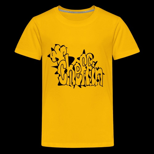 Cheffin - Kids' Premium T-Shirt