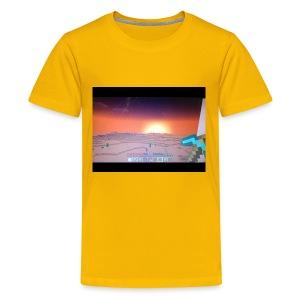16654B5B 6813 4726 A1BB 7E769CCF727A - Kids' Premium T-Shirt