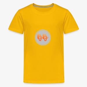 Brianna Burgess Merch - Kids' Premium T-Shirt