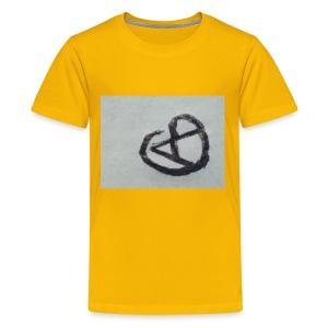 Axton Gamblin - Kids' Premium T-Shirt