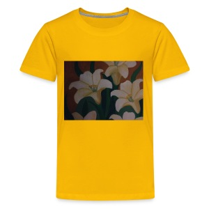 Spring Cluster - Kids' Premium T-Shirt