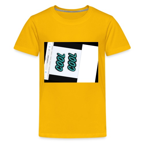 70F3EDA9 7548 4782 B971 A6459D04C0A2 - Kids' Premium T-Shirt