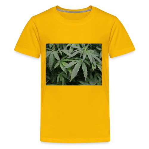 cannabis - Kids' Premium T-Shirt