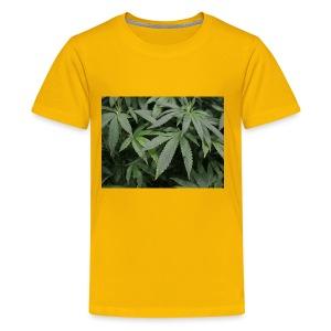cannabis - Kids' Premium T-Shirt