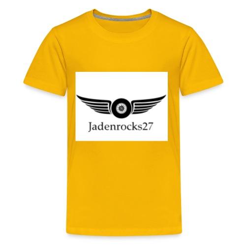 Jadenrocks27 - Kids' Premium T-Shirt