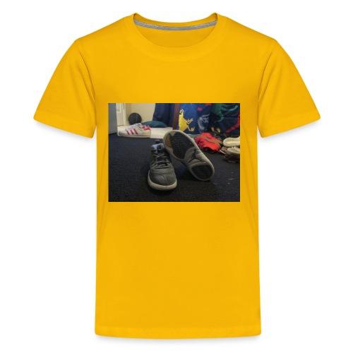 new jordans - Kids' Premium T-Shirt