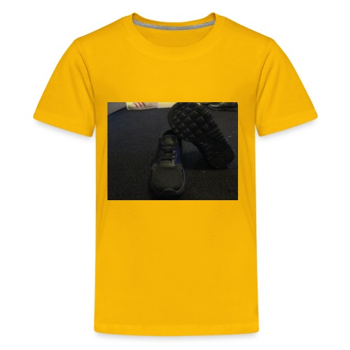LIT NIKES - Kids' Premium T-Shirt
