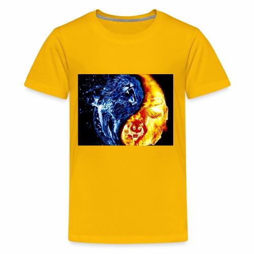 Yin & Yang - Kids' Premium T-Shirt