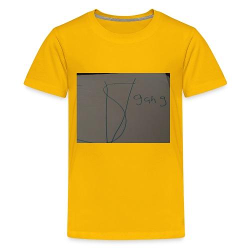 Sv gang kids hoodie - Kids' Premium T-Shirt