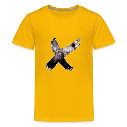 A fanmade ItzXector Logo Design - Kids' Premium T-Shirt