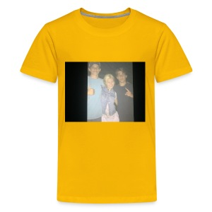 551BC47F 4EDD 495D A2BA 0B76E200EB28 - Kids' Premium T-Shirt