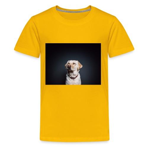554BE8AC 7F28 457C ABBD EC6387FAEB7E - Kids' Premium T-Shirt