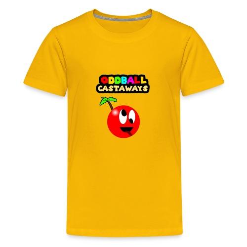 Oddball Mascot and Logo - Kids' Premium T-Shirt