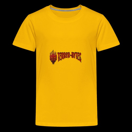 Terror-Bytes Fire Demo - Kids' Premium T-Shirt