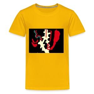 x Ray - Kids' Premium T-Shirt