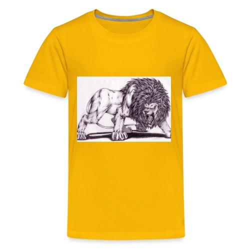 Lion Tee - Kids' Premium T-Shirt