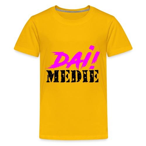 dia medie - Kids' Premium T-Shirt