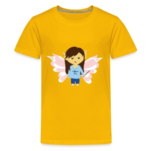 Cute HalfbloodPixie - Kids' Premium T-Shirt